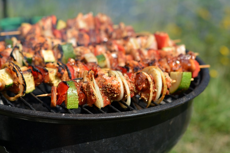 It's Mothers Day    But You Want to Grill! Try Kabobs: Moms