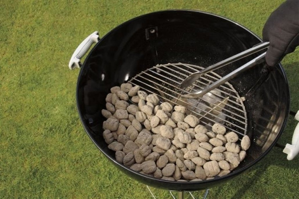 Weber Zone Grilling